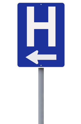 12 Tips to Improve Wayfinding Signage at Your Healthcare Facility