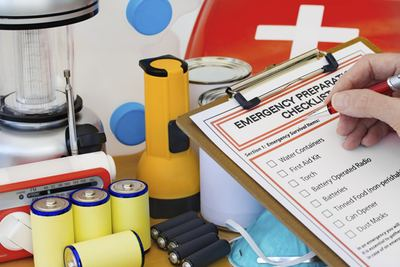 Reviewed Your Emergency Preparedness Checklist Lately?